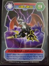 1x Digimon Booster Series BANDAI - imperialdramon dt-55