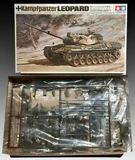 Tamiya 1/35 Remote Controlled Kampfpanzer Leopard Model Kit #30225 Rare Vintage