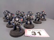 Warhammer 30,000 Forge World Pads Night Lords Space Marines Tactical Squad 31