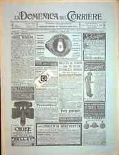 La Domenica del Corriere 23 Febbraio - 2 Marzo 1913 anno XV numero 8