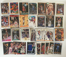 Huge basketball card lot ~550 cards - Jordan, Magic, Shaq, Relic, RC's
