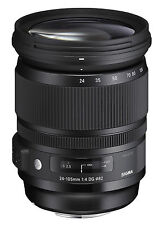 Sigma 24-105mm F/4 DG HSM Lens for Sony