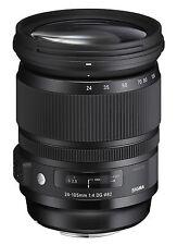 Sigma DG DG HSM OS 24-105mm F/4 HSM DG OS Aspherical Lens