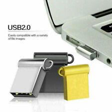 USB Flash Drives Mini 4/8/16/32GB Metal Pen Key USB Disk Flash Memory Card Stick