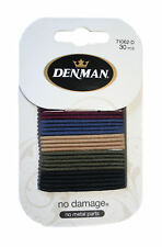 Denman 30 pcs 2mm bobble Elastic - Neutral colours 71062-D