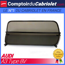 Filet anti-remous coupe-vent, windschott Audi A3 cabriolet type 8V - TUV
