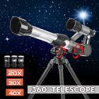 20X 30X 40X Zoom Professional Kids HD Telescope Astronomical Monocular  m picture