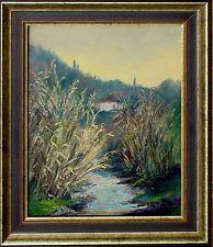 Franz. Impressionist, Siron Nelly, Landschaft bei Burgund, dat. 1980 xx 64-571xx