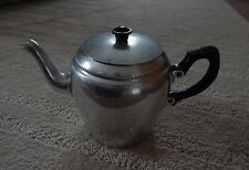 VTG, THE ALUMINUM WORKS STRATFORD-ON-AVON ENGLAND TEAPOT S-1342 SONA WARE J.2004