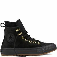 Converse Boots Stiefel Wasserfest Leder Schwarz 557945c 37 38 39 40 Hi High CTAS