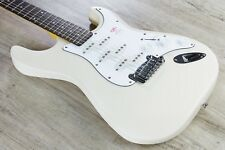 G&L Tribute Comanche 6-String Electric Guitar Rosewood Fingerboard Olympic White
