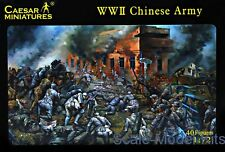 Caesar Miniatures - WWII Chinese Army - 1:72