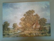 """Wentworth Wooden Jigsaw Puzzle - 750 pieces - """"Country Scene"""" by Don Vaughan"""