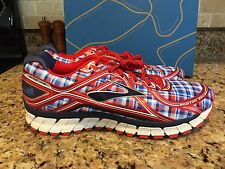 Brooks Adrenaline GTS 16 Boston Marathon Nantucket Men's Running Shoes NEW 9