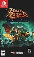 Battle Chasers: Nightwar (Nintendo Switch, 2017) brand new
