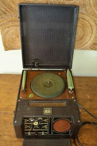 VTG (1948) MASCO RK-5SL Portable Tube Record Disc Cutter Lathe
