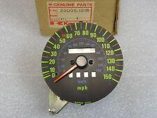 Kawasaki NOS NEW  25005-1218 Speedometer Gauge MPH ZX ZX750 GPz 1983-86