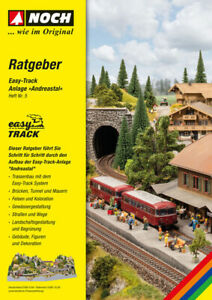 """Noch 71902 Ratgeber Easy-Track """"Andreastal"""" 120 Seiten"""