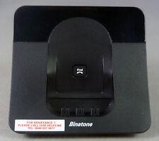 Binatone Luna 1105 noir téléphone principal base pièce