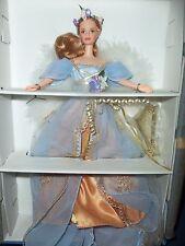 Barbie Harpist Angel 1997 Barbie Doll  Angels of Music Barbie Blonde NRFB