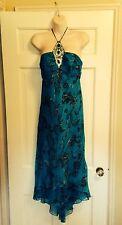 Laundry by Shelli Ladies Formal Silk Dress- sz. 4