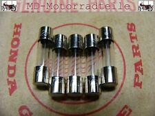 Honda CB 500 Four K0 K1 K2 Sicherungen 15 A 5er Set Fuse Set 15 A 98200-11500