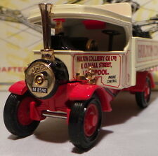 VEHICLES : FODEN HULTON COAL TRUCK DIECAST MODEL MADE BY MATCHBOX - YAS02-M (NK)