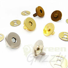 18 mm Magnetic snaps fasteners - A6S