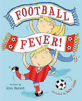 Football Fever by Alan Durant, Acceptable Used Book (Paperback) FREE & FAST Deli