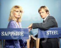 Sapphire and Steel (TV) Joanna Lumley, David McCallum 10x8 Photo