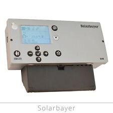 Solarbayer Heizungsregler D30 Heizungsregelung Heizungssteuerung Solarsteuerung