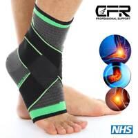 Ankle Support Strap Foot Brace Medical Compression Jogging Sprain Bandage Wrap H