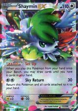 Pokemon Shaymin EX Holo - 77/108 - Proxy Karte - Shaymin ..... Bitte Lesen