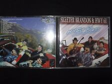 CD SKEETER BRANDON & HWY 61 / HI - TEST BLUES /