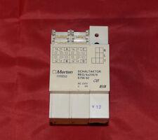 Merten EIB KNX Schaltaktor REG/4X230/6 NEU 679602 (23)