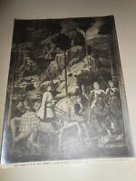 antica Alinari F.Lli.[Fotografia]-N.4397 FIRENZE CAPPELLA PALAZZO RICCARDI IL VI