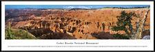 Cedar Breaks Monument National Park Cedar City, Utah Framed Panorama Poster