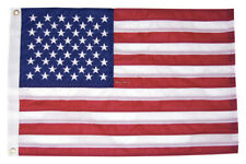 """Taylor Made United States 50 Star Deluxe Sewn Nylon Boat Flag 16""""X24"""" 8424"""