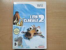 Nintendo WII - L'era Glaciale 2 (Ice Age 2) - Manual included