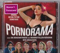 "CD -PORNORAMA - SOUNDTRACK  "" NEU in OVP VERSCHWEISST #R51#"