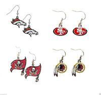 NFL Team Dangle Earrings - Pick Your Team