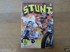 STUNT COMIC DUTCH NO 23,GOUDEN HELM, HARLEY-DAVIDSON