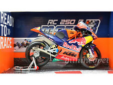 AUTOMAXX 600052 2013 RED BULL KTM RC250R MOTOGP LUIS SALOM BIKE 1/12 #39