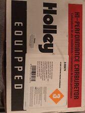 Carburetor-VIN: W, CARB Holley 0-90670