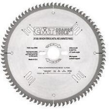 DISCO LAMA TRONCATRICE  CMT Ø300 Z96  FORO 30mm  ALLUMINIO PLASTICA  297.096.12M