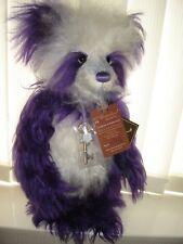 Charlie Bears  - Botticelli -  Limited Edition Mohair Bear Number 36