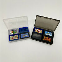 Portable Card Bag Case Cover Protector Box for GameBoy GBA GBASP Game Cartridge