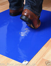 Sticky Tac / Tack Mats Self Adhesive  - 60cm x 90cm 30 sheet MAT BEST QUALITY
