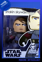 Hasbro 2008 - Star Wars - Mighty Muggs - Anakin Skywalker - Action Figure