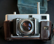 Early 1952 Voigtlander Vitessa and Ultron 50/2 Rangefinder with leather case